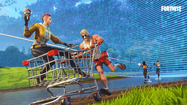Fortnite Battle Royale Screenshot